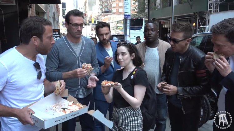 Barstool Sports Host Dave Portnoy Is the Only One Recognized on the Street Amongst A-List Celebrities