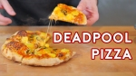 Binging with Babish Recreates Wade Wilson's Pineapple and Olive Pizza From Deadpool