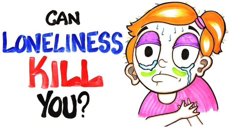The Extremely Adverse Effects That Loneliness Can Have on a Person's Physical and Mental Health