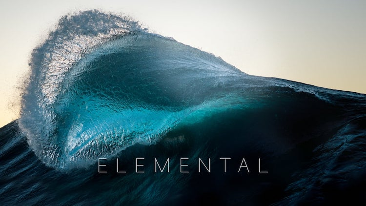 A Gorgeous Film Created From Still Photos That Capture the Intersection of Water Meeting Light
