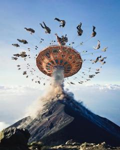 Eruption of Joy