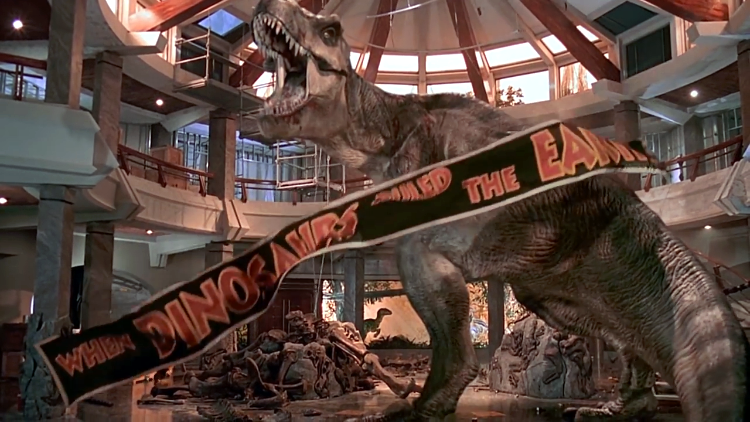 Dinosaurs From the Jurassic Park Series Explained