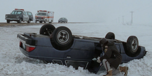 Fargo Car Crash