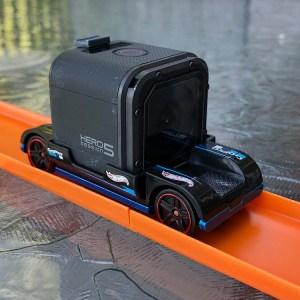 Hot Wheels Zoom In GoPro