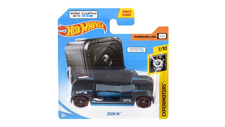 Hot Wheels Zoom In