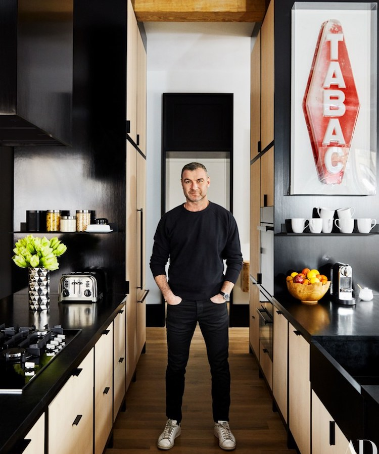 Liev Schrieber Graciously Offers a Tour of His Spectacularly Renovated New York City Apartment