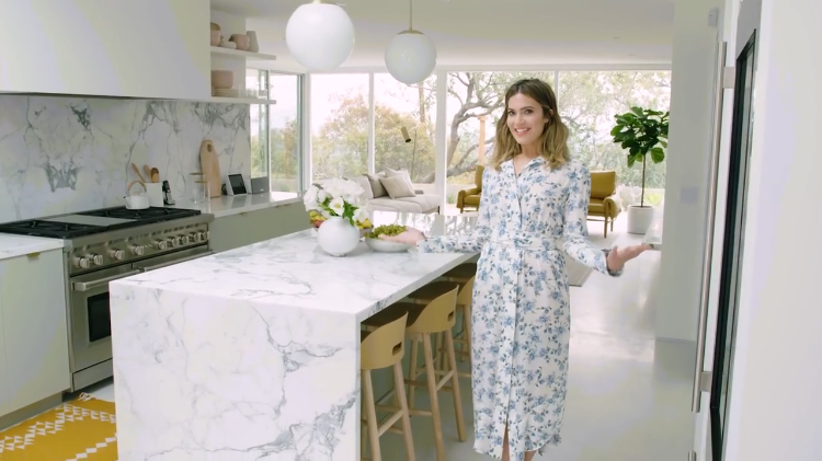 Mandy Moore Gives a Tour of Her Beautifully Remodeled Mid-Century Home in the Pasadena Hills