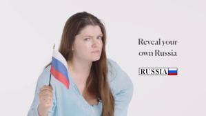 Reveal Your Own Russia