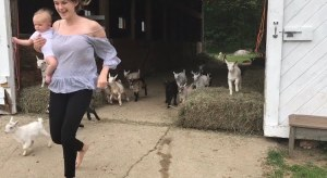 Running of the Goats 2018
