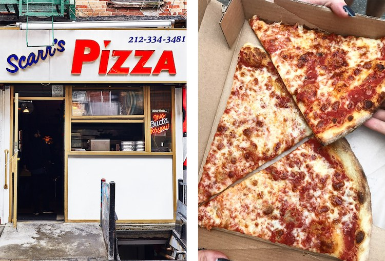 Food Editor Visits 23 New York City Pizzerias in 24 Hours to Determine Which Makes the Best Slice