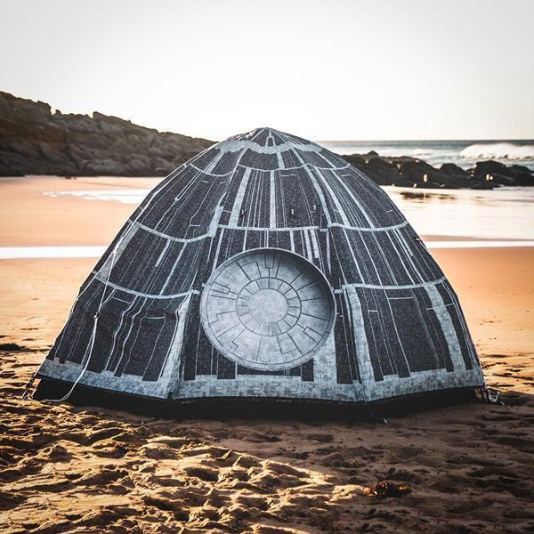 Star Wars Death Star Dome Tent