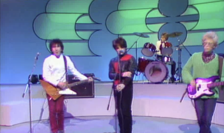 The 1980 Television Debut of U2