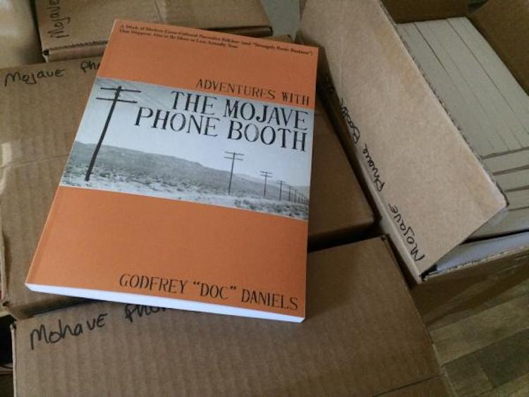 Adventures With the Mojave Phone Booth, A Tale of an Isolated Phone Booth's Rise and Fall Due to Fame