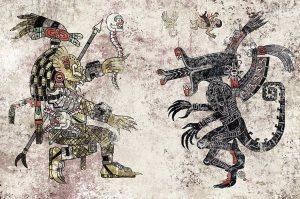 Aztec Alien vs Predator