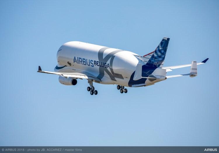BelugaXL-First-Flight-Take-Off-012