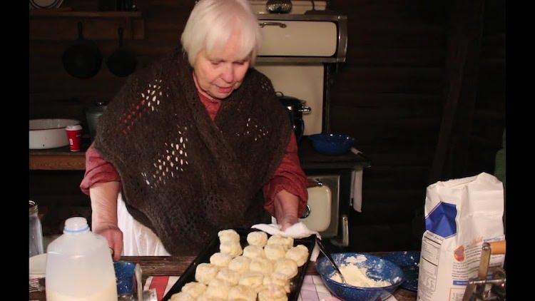 How to Make Biscuits and Butter From the Late 1880s Using Period Appropriate Equipment