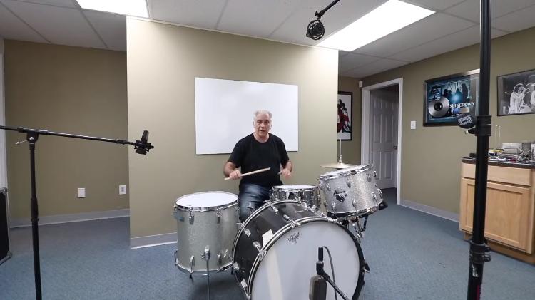 How to Build John Bonham's Basic Drum Kit