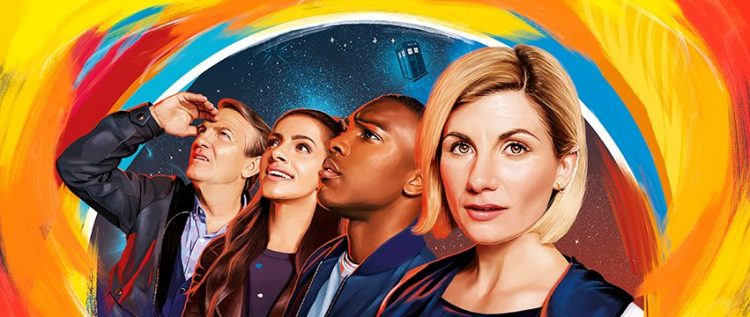 A Nascent 13th Doctor Who Assembles Her New Team of Traveling Companions in Series 11 Trailer
