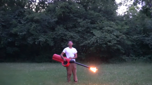 Giant Red BBQ Grill Ignition Lighter