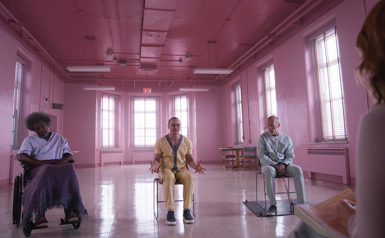 The Super Humans of 'Split' and 'Unbreakable' Reunite in M. Night Shyamalan's Horror Film 'Glass'
