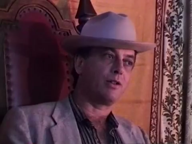 1996 Interview With Burning Man Co-Founder Larry Harvey at SOMAR in San Francisco