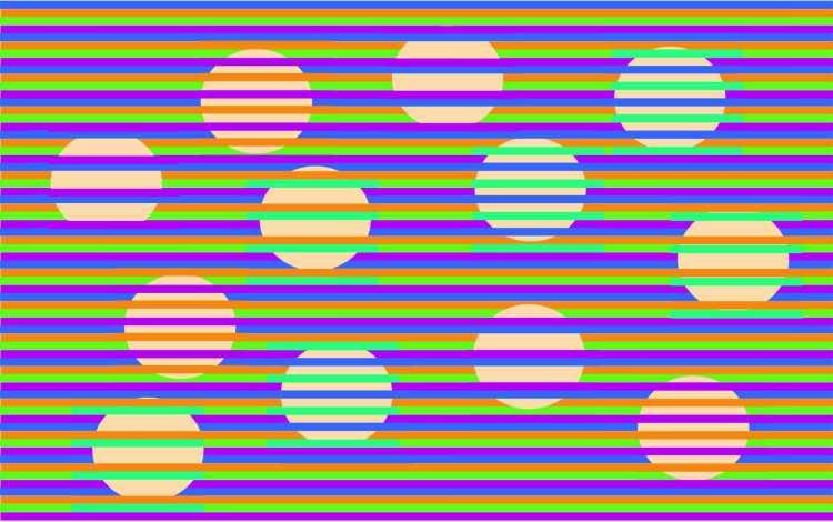 Munker Illusion