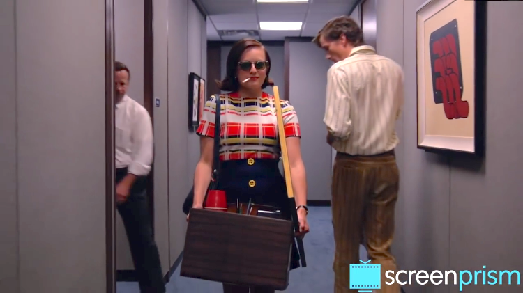 How Peggy Olson of Mad Man Went From New Girl to Become a Newer, Shinier Version of Don Draper
