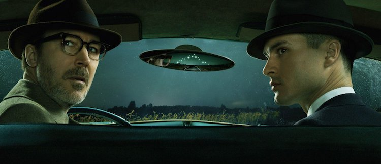 Skeptical Civilian Astronomer Seeks Proof of UFOs in the History Channel Trailer for 'Project Blue Book'