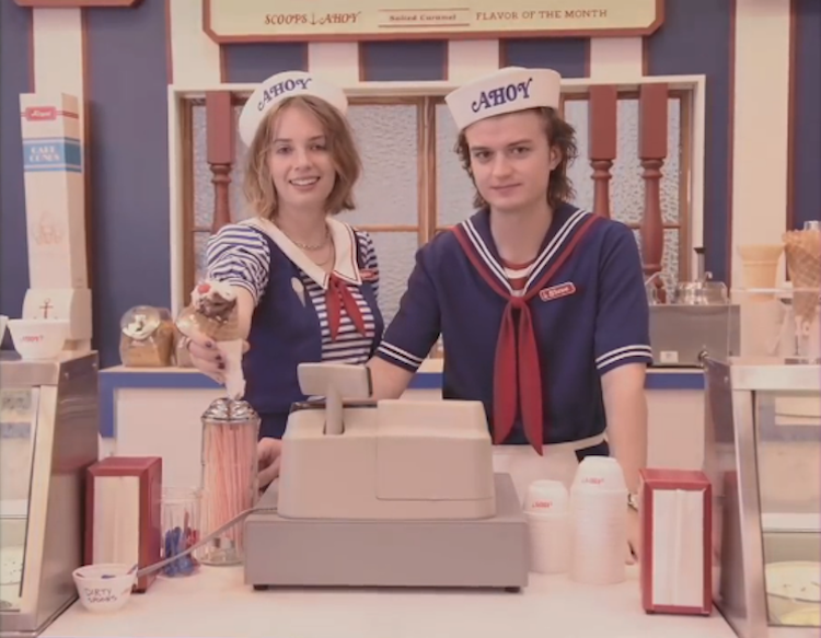 Stranger Things Season Three Teaser Features a Wonderful 1980s Style Promo for The Starcourt Mall