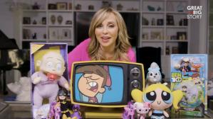 Tara Strong Cartoon Characters