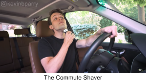 The Commute Shaver