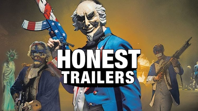 The Purge Honest Trailer