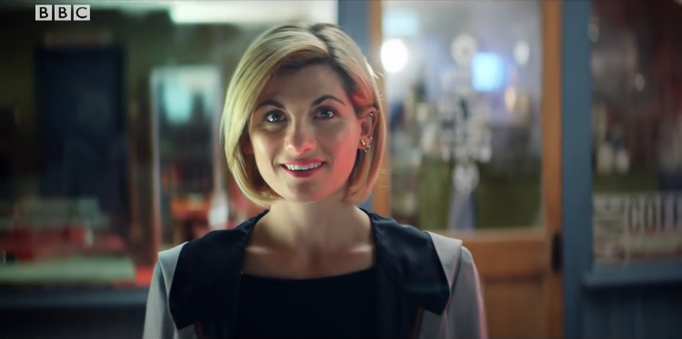 Teaser Trailer For Doctor Who Series 11  Which Will Feature the First Doctor Played By a Woman