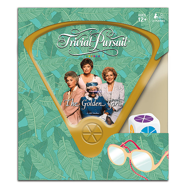 Trivial Pursuit The Golden Girls