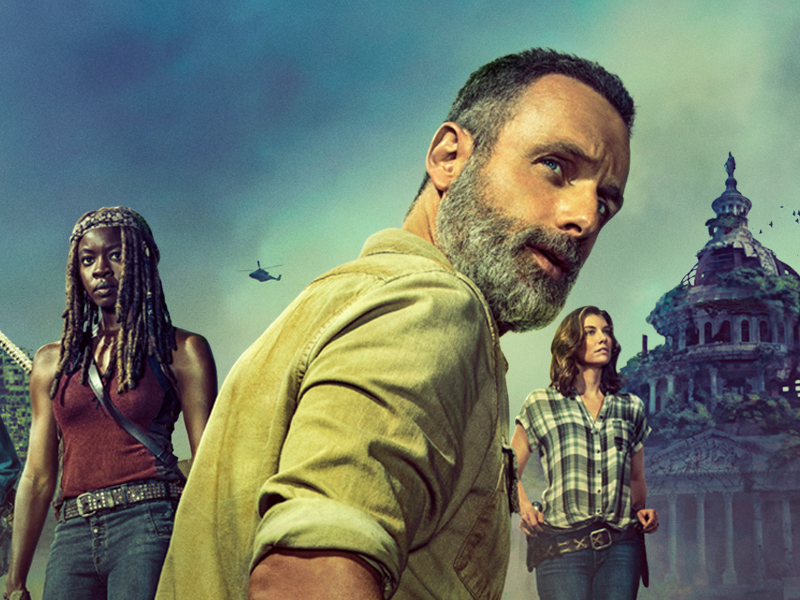 The Long Held Bond Between Alexandria Survivors Starts to Fray in the Season 9 'Walking Dead' Trailer