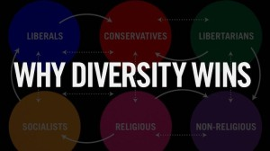 Why Diversity Wins