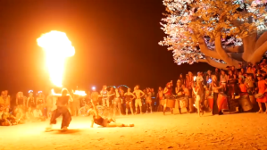 24 Hours at Burning Man 2017
