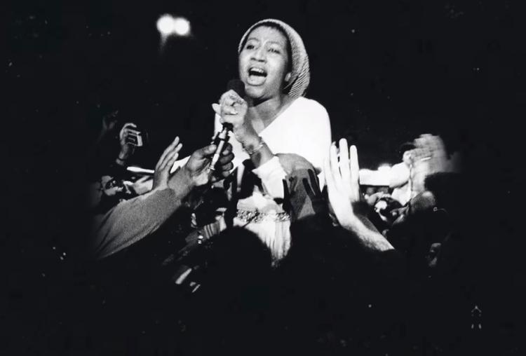 Aretha Franklin Gospel Song