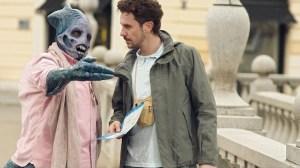 Babbel Alien Ad