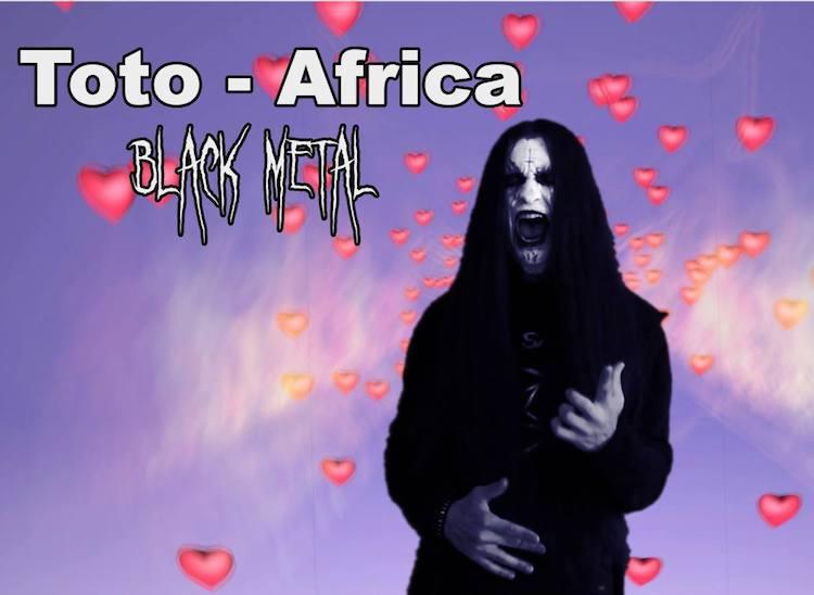 Black Metal Africa Woods of Trees