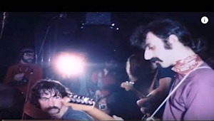 Frank Zappa and Pink Floyd 1969