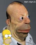 Homer Simpson in Real Life