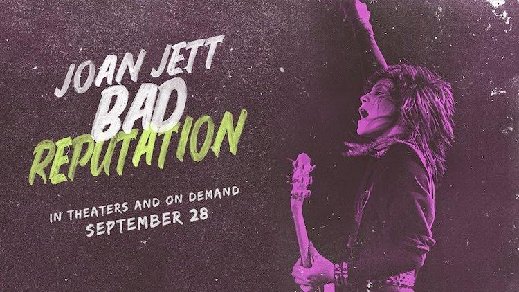 Joan Jett Bad Reputation Doc