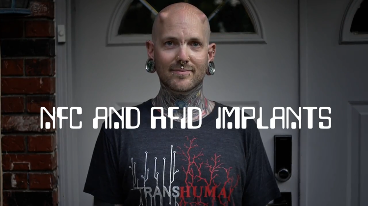 Body Modification Expert Lives a Key-Free Life With the NFC and RFID Chips Implanted in His Hands