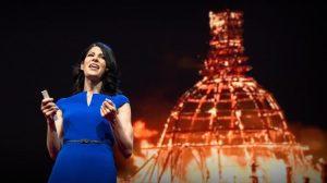 Nora Atkinson Burning Man Art