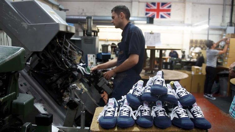 Co-Owner of Last Remaining Shoe Manufacturer in Britain Shares His Plans for a Post-Brexit Economy
