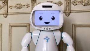 QTrobot Autism Robot