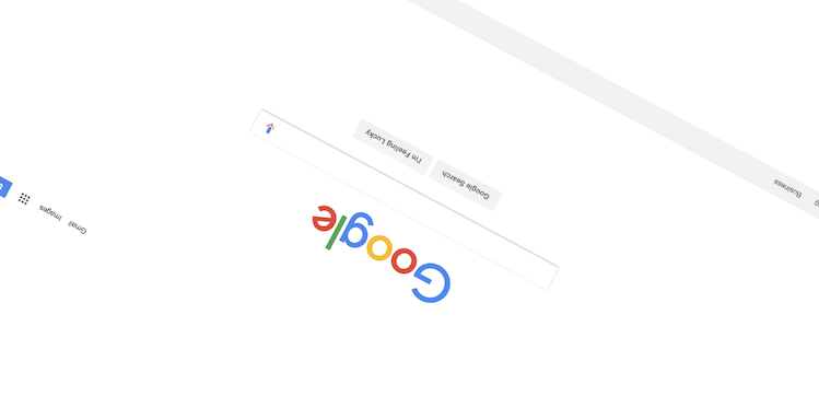 Revolving Google