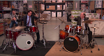 Steve Moore Mad Drummer on The Office