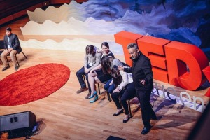 TEDx Audience Hypnosis